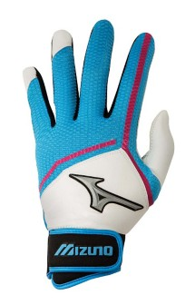 Women's Mizuno Finch Fast-Pitch Batting Gloves