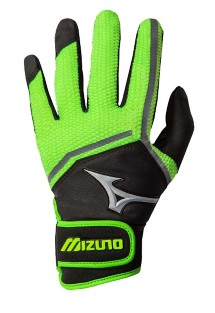 Youth Mizuno Finch Softball Batting Gloves