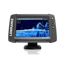 Lowrance Elite 7 Ti Touchscreen TotalScan