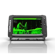 Lowrance Elite-9 Titanium Fishfinder Chartplotter with TotalScan
