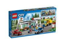 Lego City Service Station