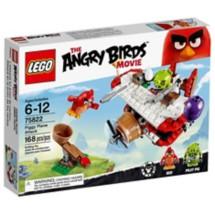 Lego Angry Birds Piggy Attack