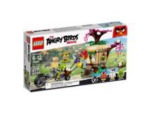Lego Angry Birds Bird Island