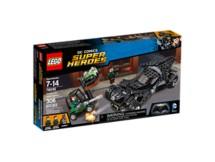 Lego Batman Kryptonite Interception