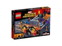 Lego Spiderman Ghost Rider