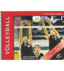 Official National Federation High School Volleyball Scorebook