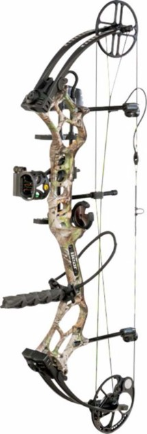 Bear Archery Marshal RTH Bow Package