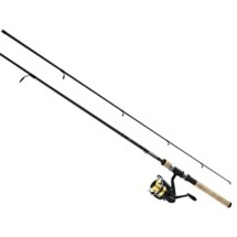 Daiwa D-Cast Shock Spinning Combo