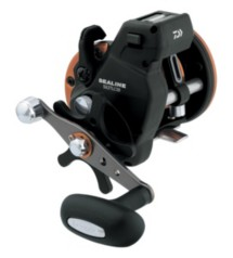 Daiwa Sealine Line Counter 3B Reel