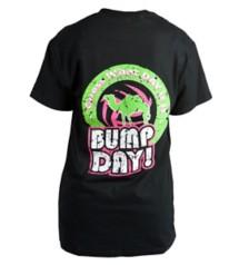 Women's Tandem Bump Day Camel Volleyball T-Shirt