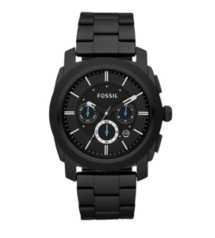 Men's Fossil Machine Chronograph Stainless Steel Watch