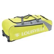 Louisville Slugger Series 3 Rig Wheeled Bat Bag