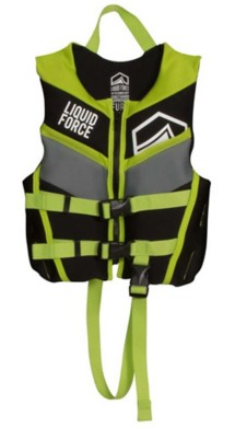Child Liquid Force Fury Vest