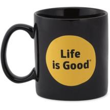 life is good. Dot Jake's Mug