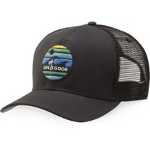 Women's life is good. Wave Hard Mesh Bach Chill Cap