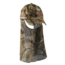Outdoor Cap Company Ait Mesh Hat with Facemask