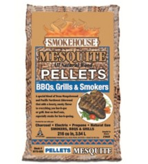 Smokehouse Natural Flavored BBQ Pellets 5 Lb.