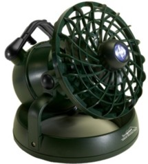 Texsport Deluxe Fan / Light Combo