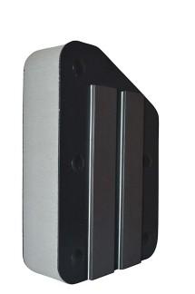 BenchMaster Single Gun Pistol RAC - Magnetic Strip