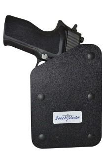 BenchMaster Single Gun Pistol RAC - Velcro Hook