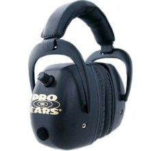Pro Ears Pro Mag Gold Electronic Hearing Protection Headset
