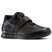 Men's Reebok Crossfit Transition Dark Stealth Training Shoes