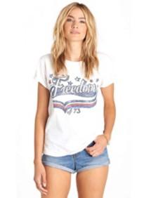 Women's Billabong Freedom Summer T-Shirt