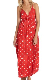 Women's Billabong Don't Mind Maxi Dress