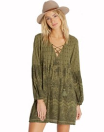 Women's Billabong Just Like You Tunic Dress