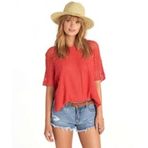 Women's Billabong Island Castaway Sweater