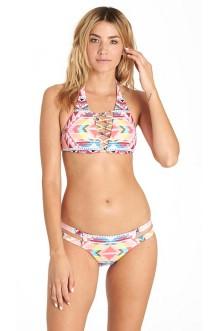 Women's Billabong Tribe Time Strappy Cami Bikini Top