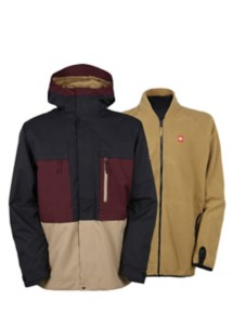 Men's 686 Enterprises Authentic Smarty Form Jacket