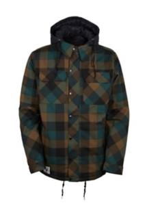 Men's 686 Enterprises Authentic Woodland Jacket