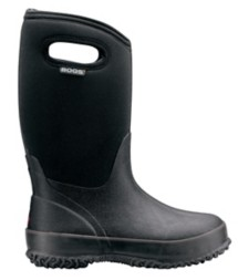 Youth Bogs Classic High Handle Boots