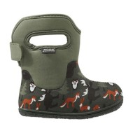 Toddler Boy's Bogs Classic Woodland Boots