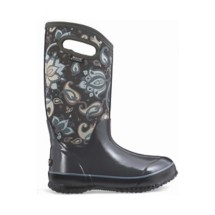 Women's Bogs Classic Paisley Floral Tall Boots