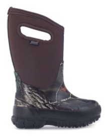 Youth Boy's Bogs Classic Winter Boots
