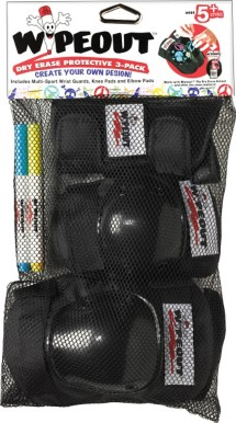 Youth Triple Eight Wipeout Protective Set