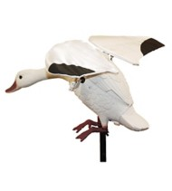 Lucky Flapper Snow Goose Decoy