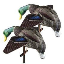 Lucky Duck HD Drake Spinner Decoy Twin Pack