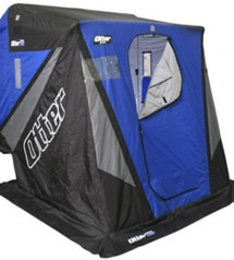 Otter Outdoors XT Lodge Thermal Ice Fishing Shelter