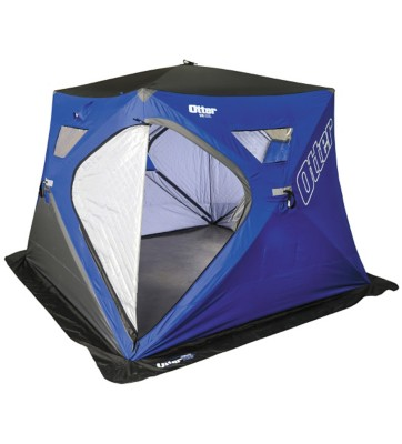 Otter XTH Lodge Hub Ice Shelter