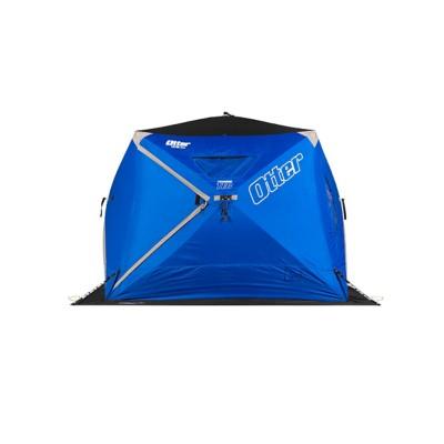 Otter XTH Pro Lodge Hub Ice Shelter