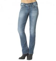 Women's Silver Jeans Suki Mid Slim Boot Jean