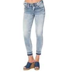 Women's Silver Jeans Avery Ankle Skinny Jean