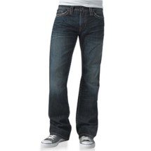 Men's Silver Jeans Nash Classic Fit/Straight Leg Jean
