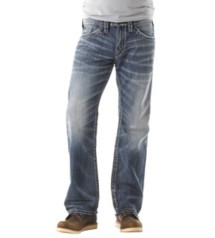 Men's Silver Jeans Zac Relaxed Fit/Straight Leg Jean