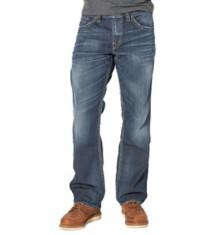 Men's Silver Jeans Gordie Loose Fit Rinse Wash Jean