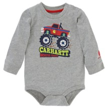 Infant Carhartt Monster Power Bodyshirt