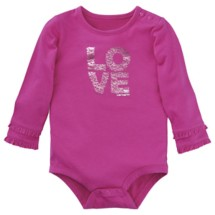 Infant Carhartt Love Horses Bodyshirt